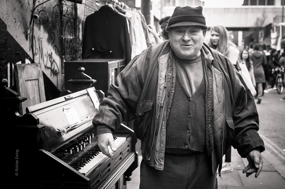 Brick Lane Portraits