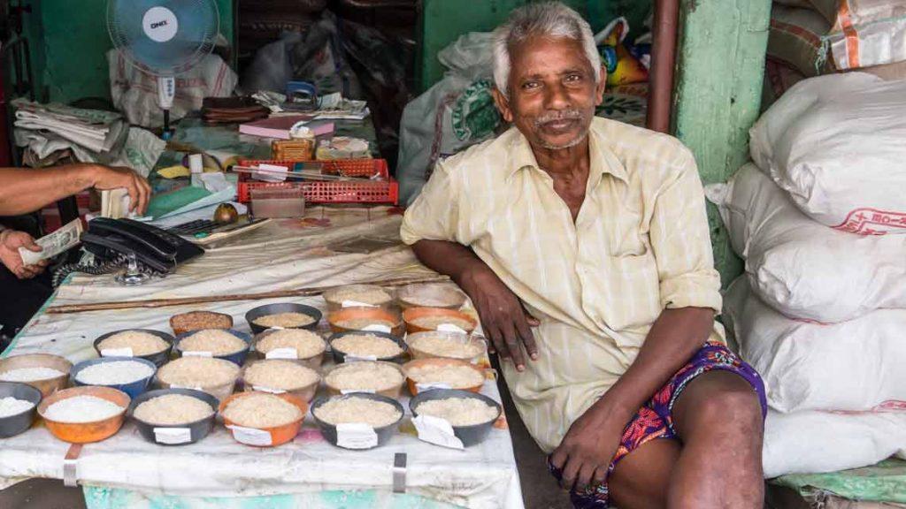 rice seller cochin