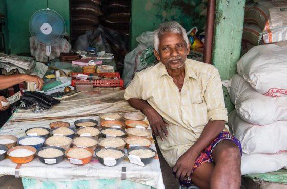 Kerala People Portraits