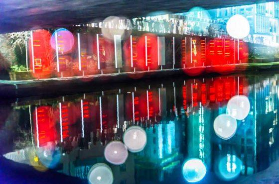 Big City Bright Lights  – Lumiere Festival