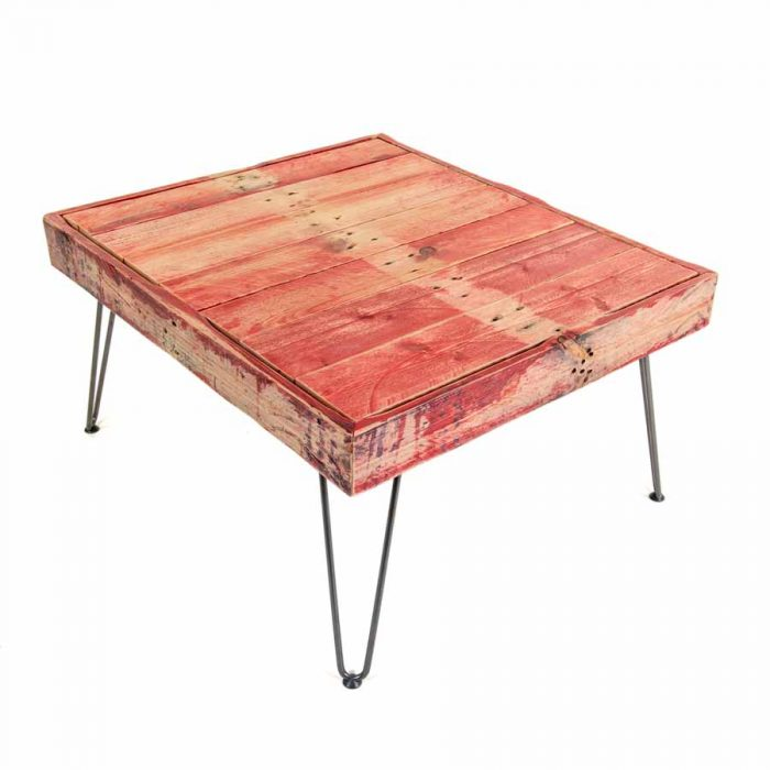Red-pallet-Table
