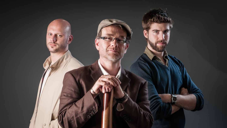 band group photo