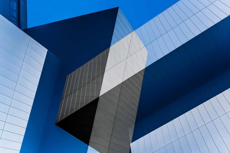 double exposure architecture detail