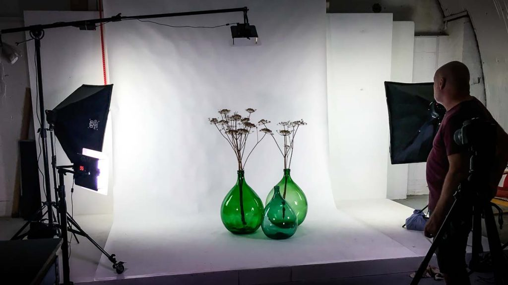 South London Studio Hire Product Photography
