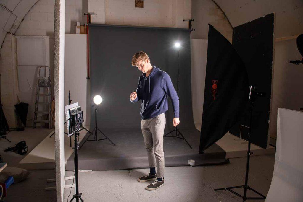 photography studio hire london