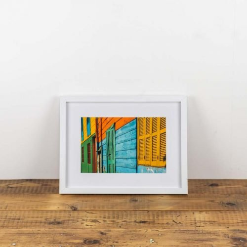 La Boca Framed Prints-2