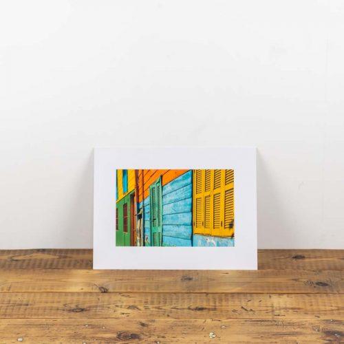 La Boca Framed Prints-3