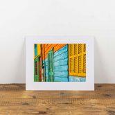 La Boca Framed Prints-4