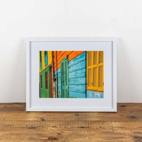 La Boca Framed Prints-5