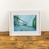Watermans Steps Framed Prints-1
