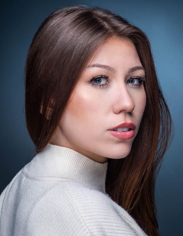 Actor Model Portrait